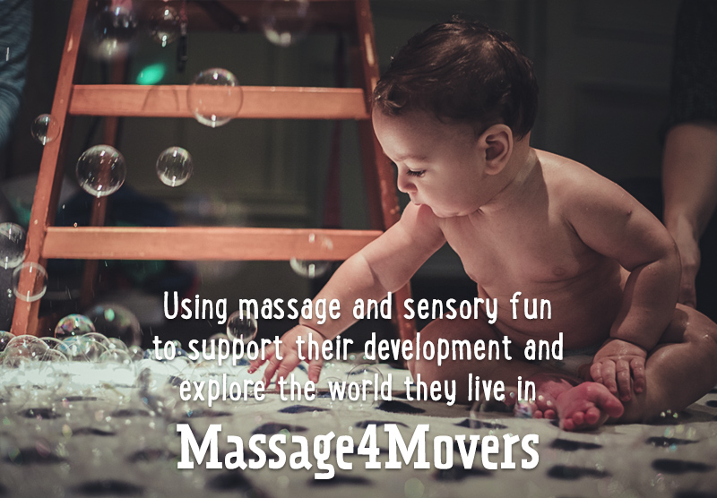 For Baby & Me Massage 4 Movers