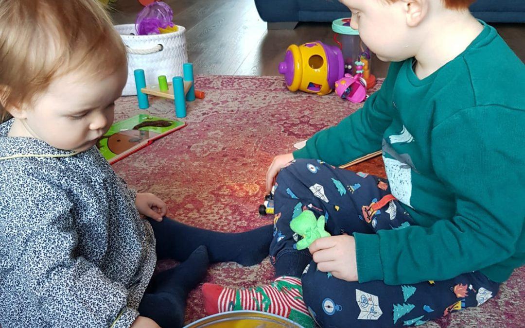 Guest Blog: Creating a Nursery Rhyme Box